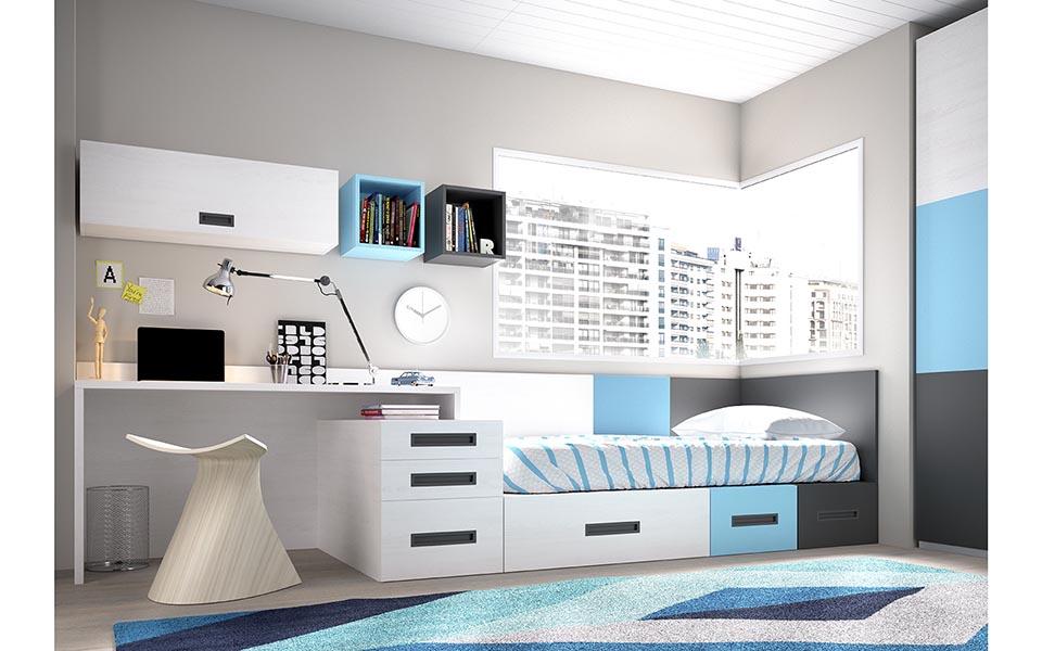 Παιδικό Δωμάτιο Bluebox