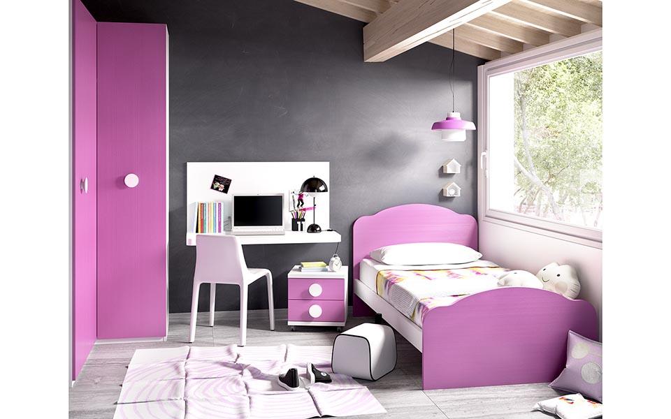 Παιδικό Δωμάτιο Purple