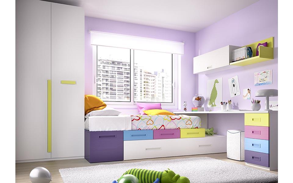 Παιδικό Δωμάτιο Rainbow
