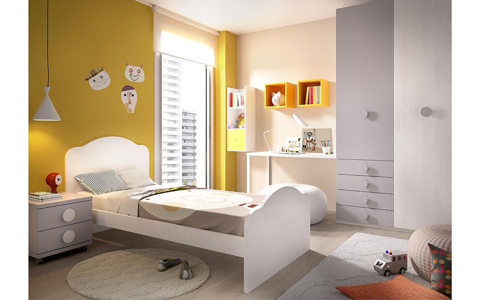 Παιδικό Δωμάτιο Yellow